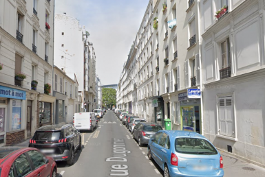 rue dugommier
